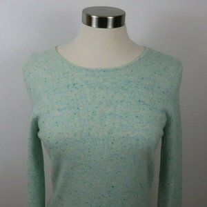Pure Collection Womens Cashmere Turquise Sweater 6